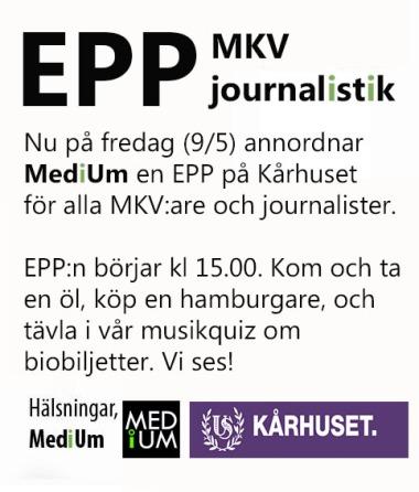 Inbjudan EPP