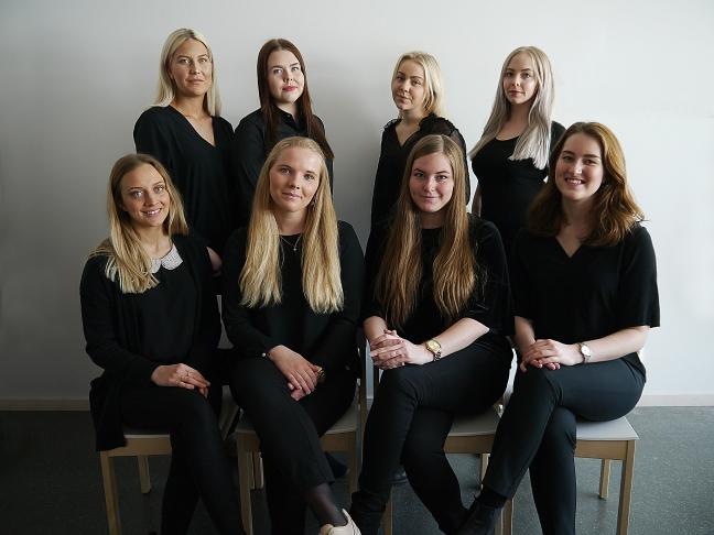 Styrelsen gruppbild
